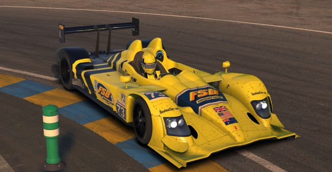 3rd, 5th, 6th & 12th place overall finishes in the Le Mans 24!