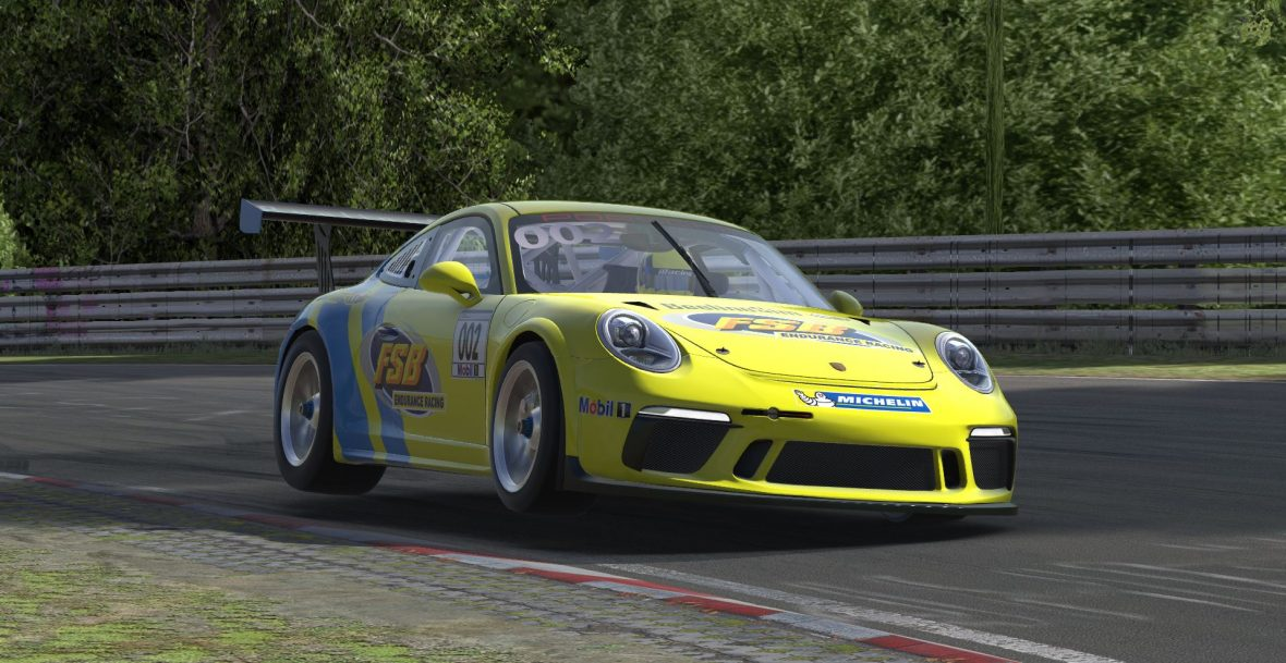 Two Top 20s in Class at the  24 Hours of Nurburgring
