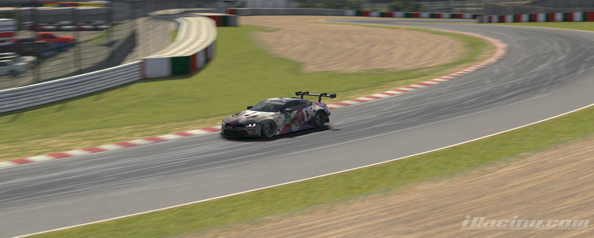 DONKEY BOP OVERCOMES A BLAZING TRACK SURFACE TO SCORE AT THE 12 HOURS OF SUZUKA