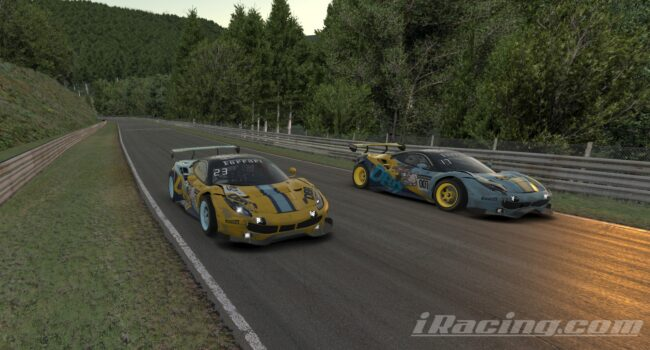 DONKEY BOP RACING THRIVES IN NIGHT COMBAT; BOTH CARS FINISH STRONG IN THE 2020 24 HOURS OF NURBURGRING